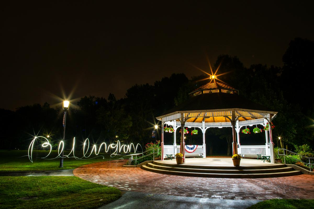 1st Place Winner in the Architecture & Landmarks Category - Town Common taken by Craig Bartelloni