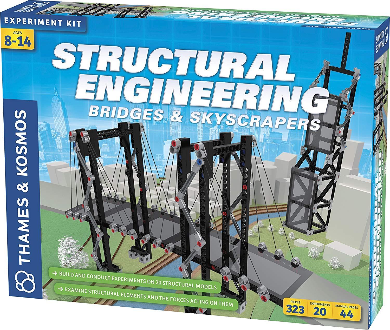 Structural Engineering Bridges & Skyscrapers